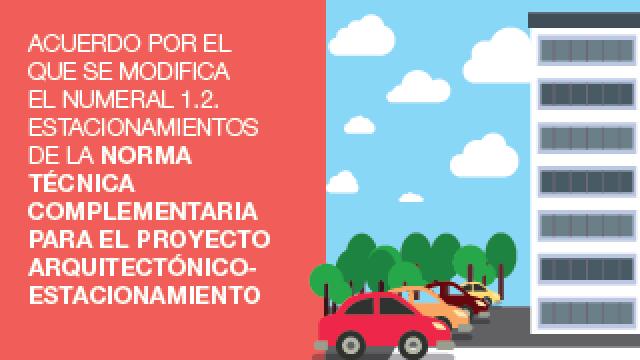 Norma de Estacionamiento y Biciestacionamiento