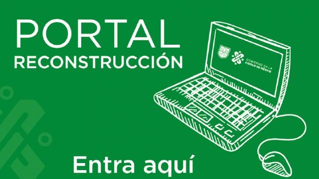 Portal para la Reconstrucción