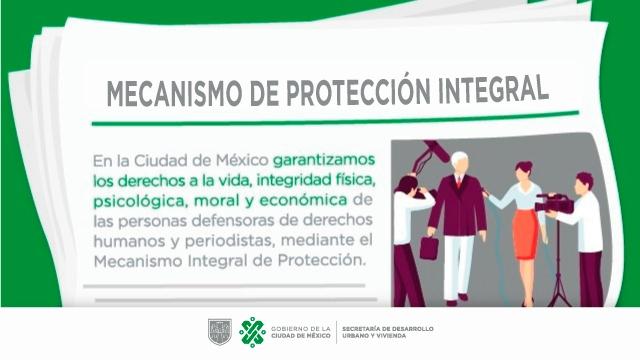 Mecanismo Integral de Protección