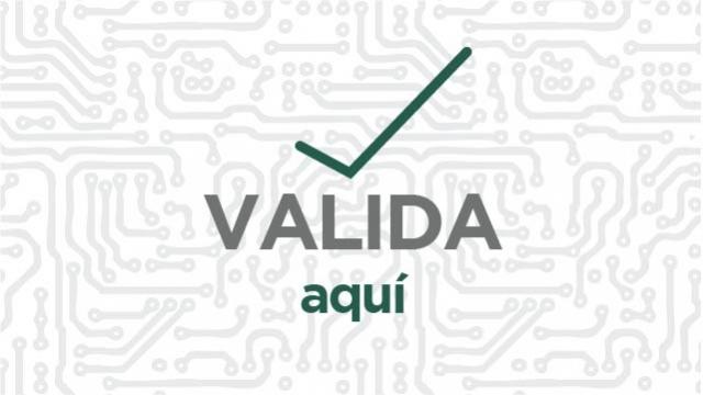 Validación y Consulta de Certificado Digital