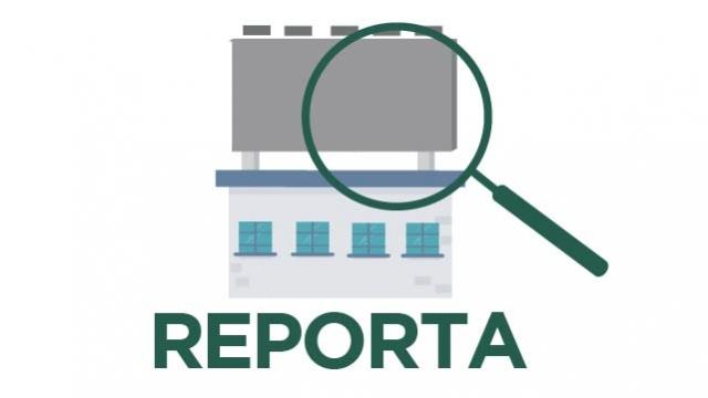 Reporta los anuncios de la Ciudad